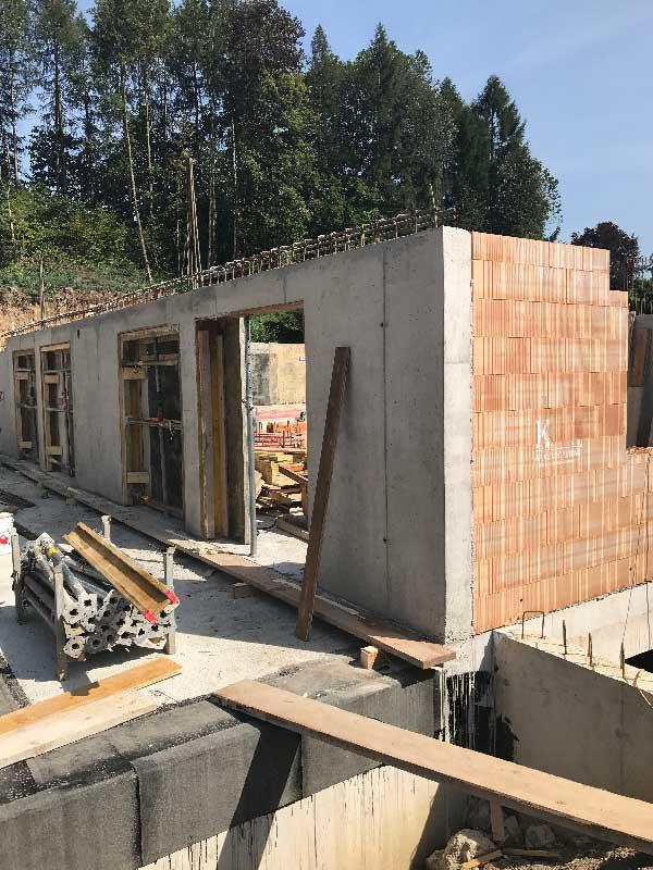 Baufortschritt in Kufstein!